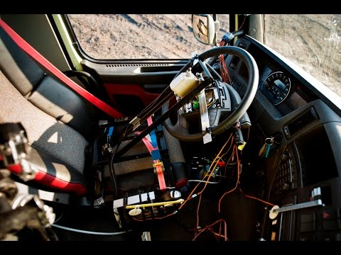 Volvo Trucks - Here is how the truck was remotely controlled