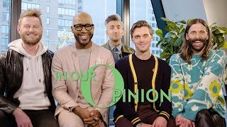 Queer Eye's Fab Five on Proper Etiquettes | In Our O-pinion | Oprah Mag