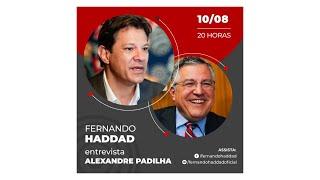 #AOVIVO | Painel Haddad – Alexandre Padilha