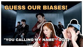 "Musicians React to GOT7 ""니가 부르는 나의 이름(You Calling My Name)"" M/V"