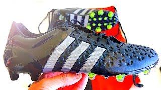 e6bfb110062 ... clearance new james rodríguez mesut Özil boots 2015 adidas ace 15.1  reflective black unboxing 01fe4 081c5