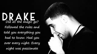 July Lyrics  Jhene Aiko ft  Drake