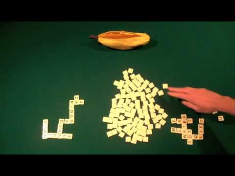 Youtube Video for Bananagrams