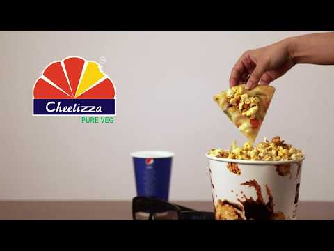 Pre-roll Ad to play in Cinemas for Cheelizza (Popcorn)