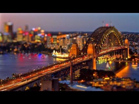 Sydney Şehir Turu
