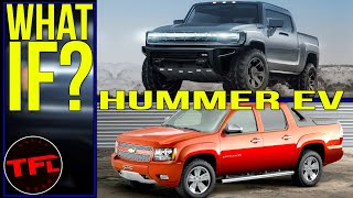 The New EV Hummer Could Blow Tesla Out Of The Water Or It Could Be The Next Chevy Avalanche