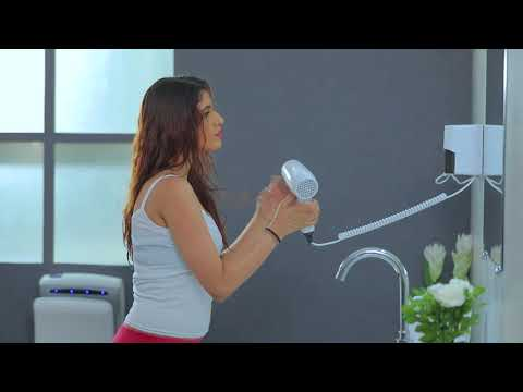 Dolphy Wall Mounted Hair Dryer