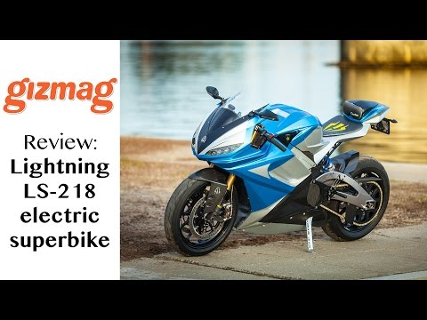 Review: Lightning LS218 – the world's fastest superbike is electric