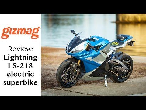Gizmo Review van de Lightning LS-218