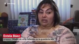 """Fui Sometida A Terapias De Electroshocks"": Estela Báez"