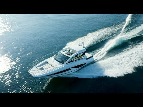 Beneteau America Gran Turismo 36 OB video