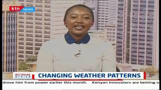 Changing weather patterns: One on One with Chief Meteorologist Patricia Nying'uro