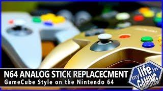 N64 Analog Stick Mod :: Tips & Tweaks