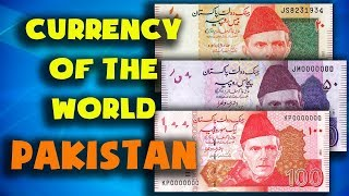 Currency of the world - Pakistan. Pakistani rupee. Exchange rates Pakistan.Pakistani banknotes