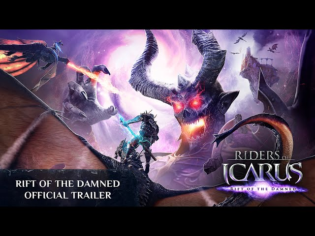 Rift of the Damned Update Official Trailer