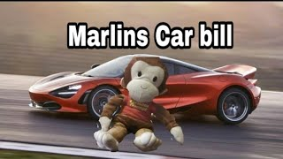 Marlins car bill