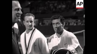 PRO TENNIS - GOLDEN RACQUET    - NO SOUND