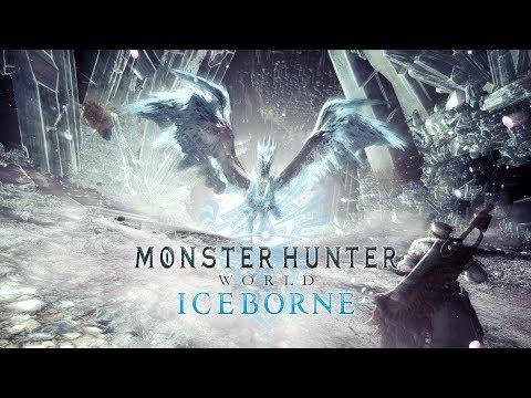 Monster Hunter World: Iceborne - Story Trailer thumbnail