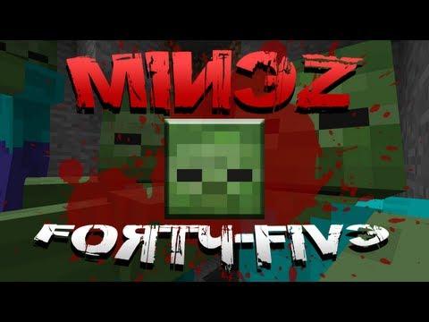 Minecraft MineZ - EP45 - Stonehenge, then Northwards!