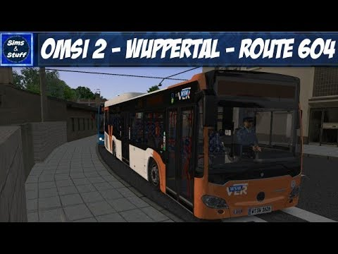 NEW DLC** OMSI 2 Add-On Wuppertal :: OMSI 2 General Discussions