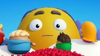 Пузыри Баблс: улётные приключения - Ветряные горки (9 серия)   Прикольный мультик для детей