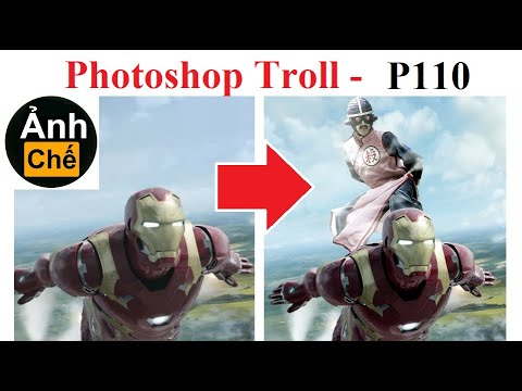 💥Ảnh Chế  Iron Man – Photoshop Troll (P110), Fjamie013