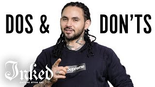 Tattoo Dos And Donts With Jon Mesa | INKED