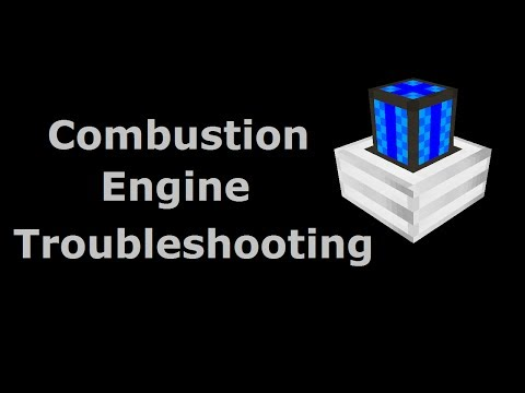 Combustion Engine Troubleshooting (Tekkit/Feed The Beast) - Minecraft In Minutes