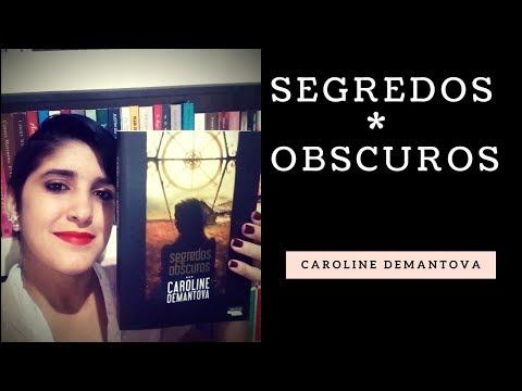 RESENHA - Segredos Obscuros | SUSPENSE | C. Demantova - LeiturasdaTchella