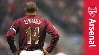 Thierry Henry: Top Premier League goals