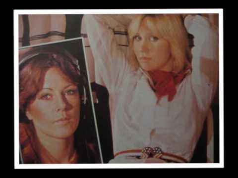 Agnetha and Frida of ABBA Suddenly Love by Chris de Burgh
