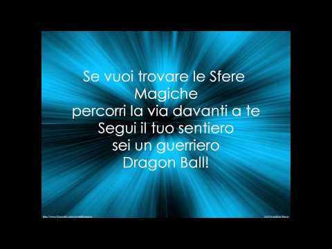 Download Dragon Ball Sigla Completa Con Testo HD Mp4 3GP Video and MP3