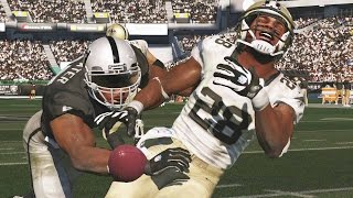 Ultimate Team Madden 15 - HIT STICKS AND A GAPS! | MUT 15 XB1 Gameplay