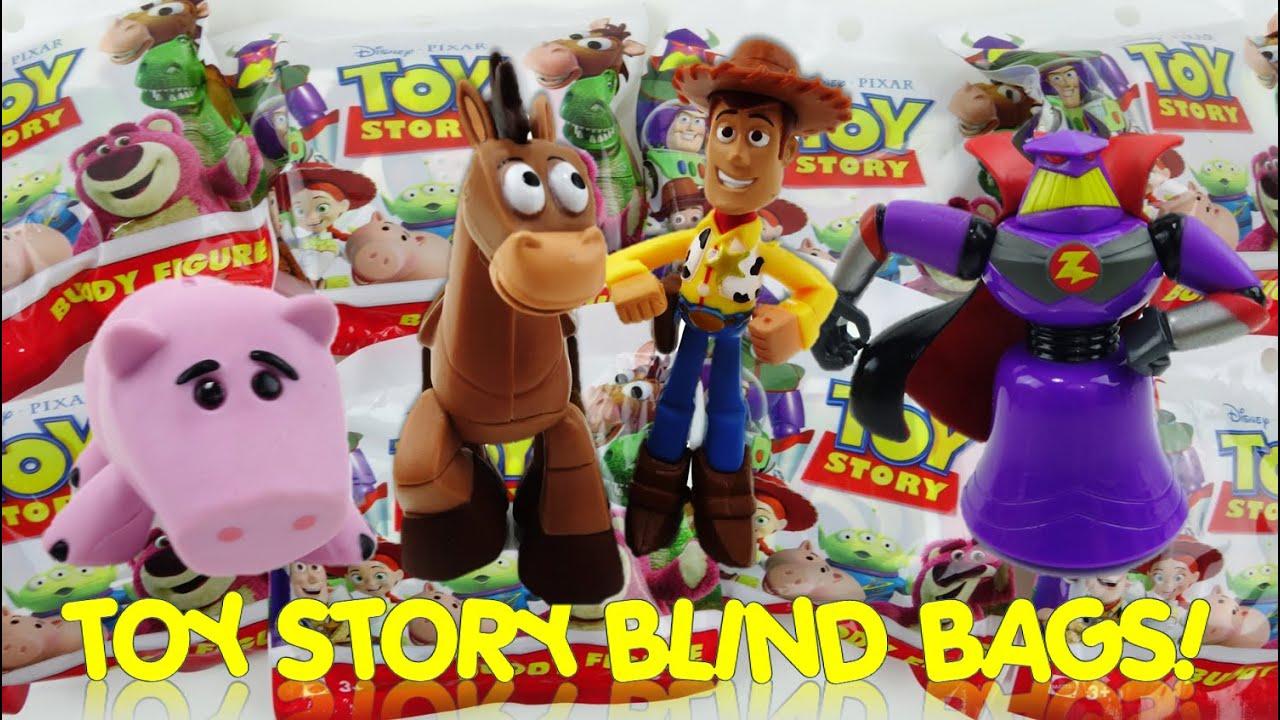 Disney Pixar TOY STORY Blind Bag Surprise