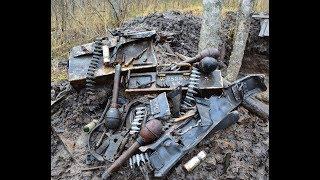 Коп по войне - Пасхальный набор от немца / Searching with Metal Detector