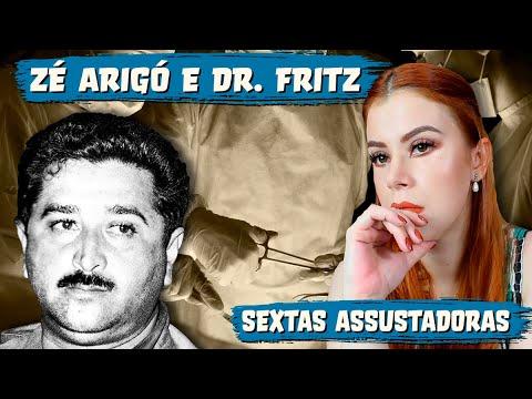CURAS MISTERIOSAS DE ZÉ ARIGÓ E DR. FRITZ - COMPLETO