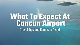 Cancun International Airport, Cancun