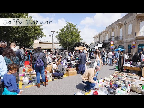 JAFFA Flea Market, BACK to LIFE