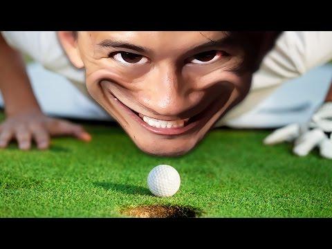 MARKIPLIER GOT GOOD?!   Golf It MEGA Episode