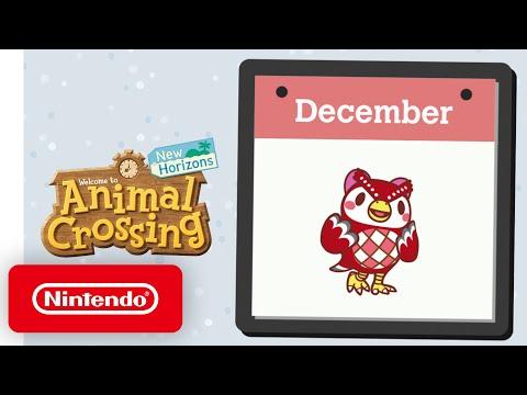 《集合啦!動物森友會》公開12月宣傳影像「平安夜」「跨年倒計」慶典