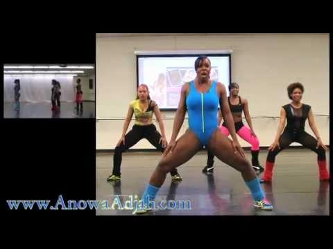 Aerobics w/ ANOWA Part 1 (The Nigerian Powerhouse)
