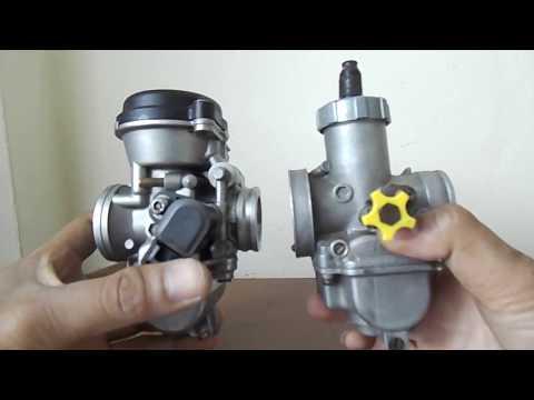 Karburator Konvesional PE28 VS Karburator Vakum SU