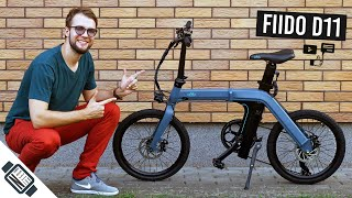 Fiido D11 Electric Bike for $999?! [FPV GoPro Unboxing & Tips]
