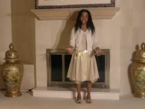 Priscilla Jones-The Lord's Prayer
