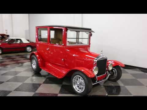 1924 Ford Model T for Sale - CC-1018279
