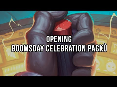 Opening Boomsday Free packů