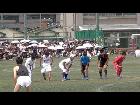 2017 東福岡自彊館中学校 体育祭【部活対抗リレー】