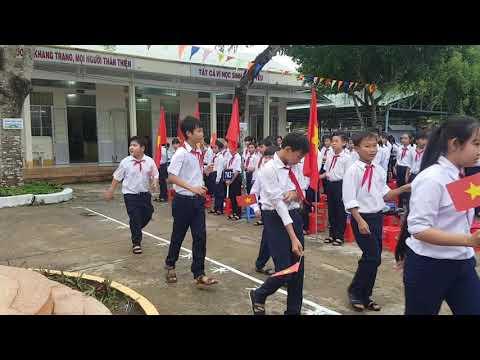 THCS Nguyễn Khuyến - Đón hs đầu cấp (Năm học 2019-2020)