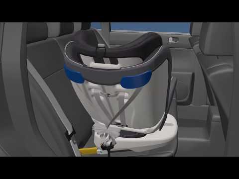 Обзор универсального детского автокресла Happy Baby UNIX | Mothercare Russia