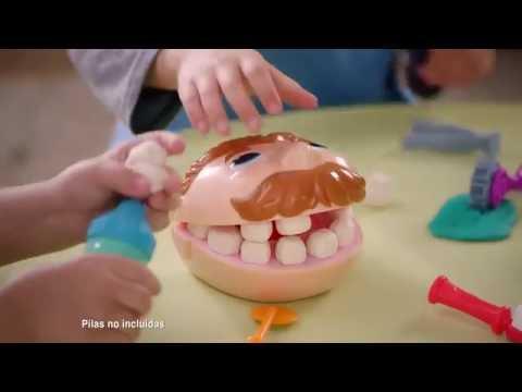 Набор Hasbro Play-Doh Мистер Зубастик